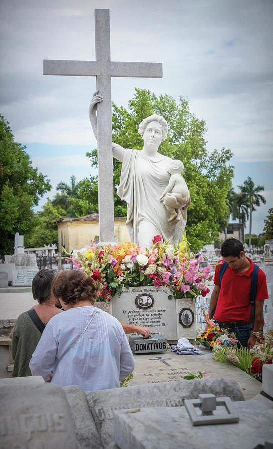 Legend of Amelia Havana Cuba II by Joan Carroll
