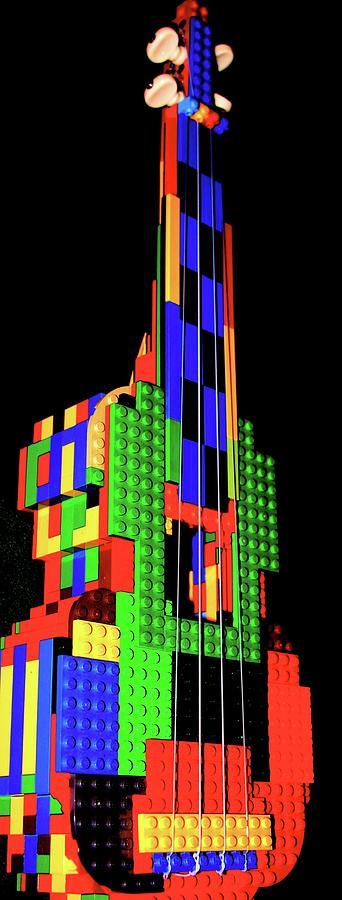 Lego Ukulele by Gini Moore