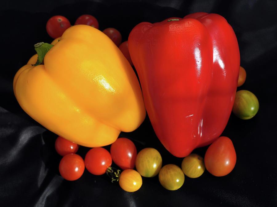Vegetables Photograph - Legumes Du Jardin by Christine AVIGNON
