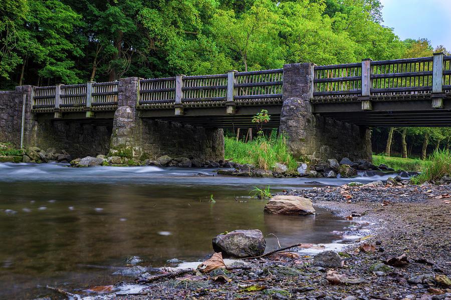 Lehigh Parkway Robin Hood Bridge by Jason Fink