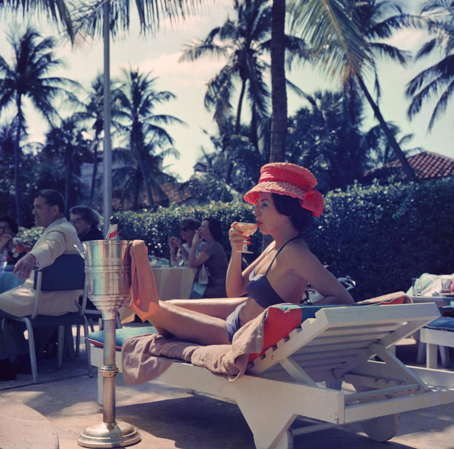 Leisure And Fashion Photograph by Slim Aarons