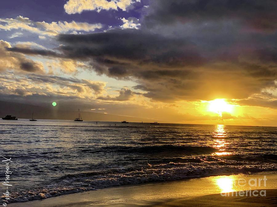 Lele Sunset Photograph