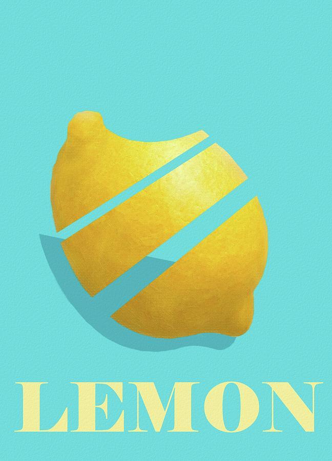 Lemon Citrus by Joe Gilronan