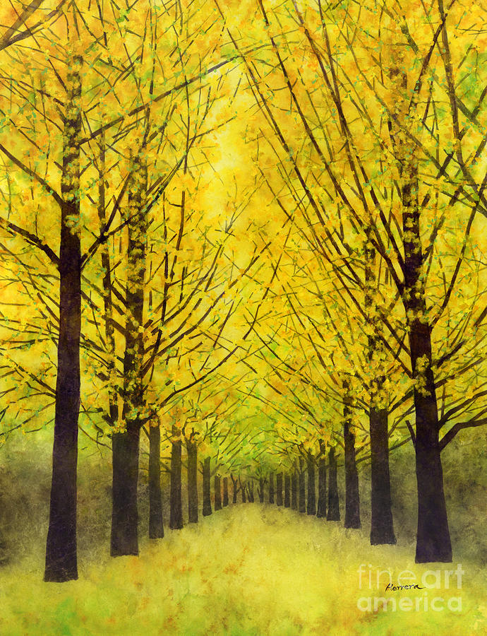 Lemon Grove Painting