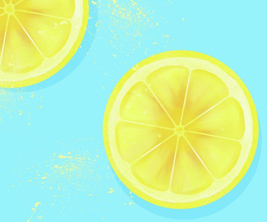 Lemon Splash 2 by Joe Gilronan