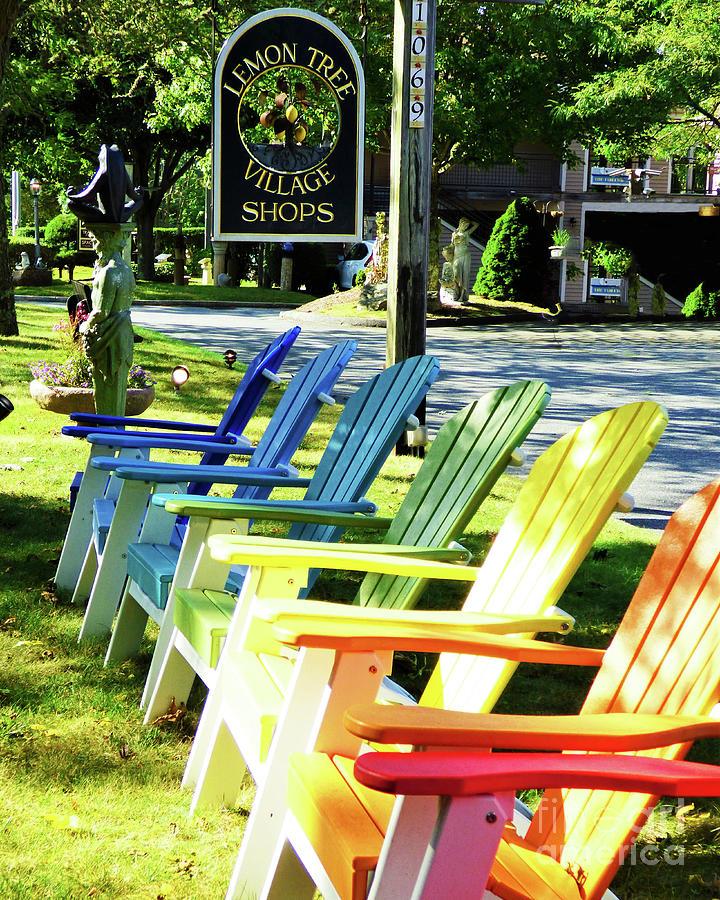 Lemon Tree Shops Cape Cod 300 Painting