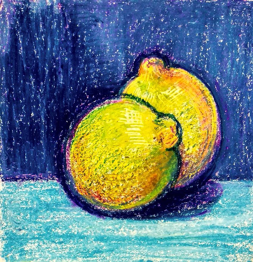 Lemons by Asha Sudhaker Shenoy