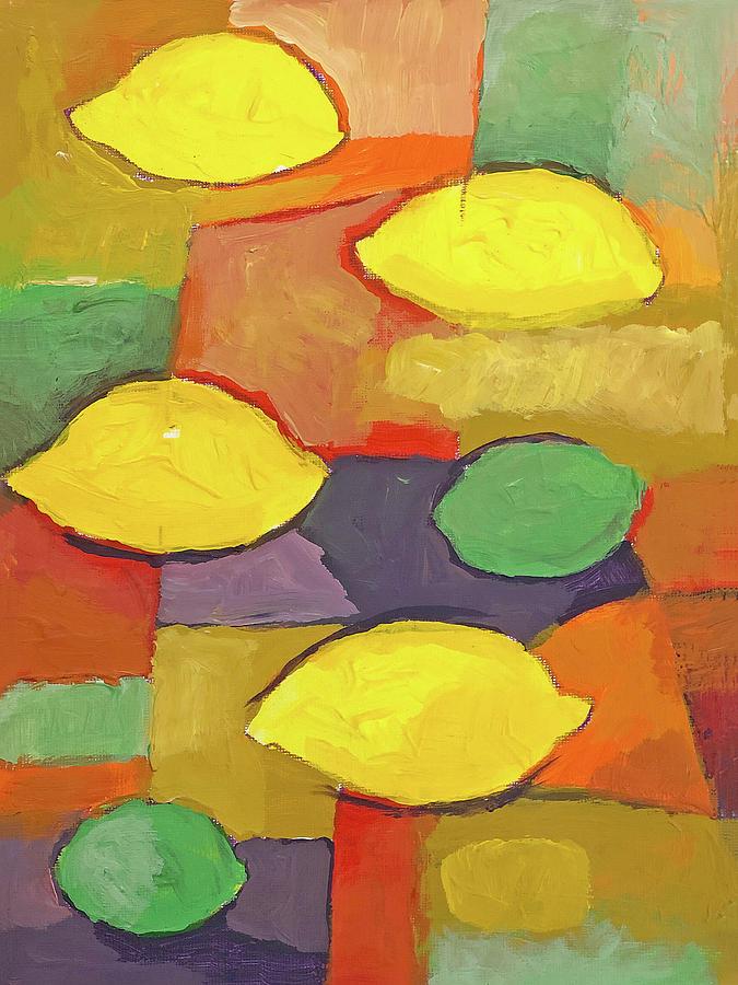 Lemons by Lutz Baar