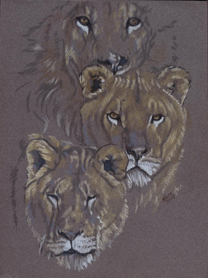 Leo and His Girls by Barbara Keith