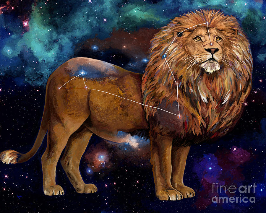 Leo the Lion King by Jackie Case