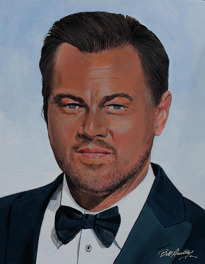 Leonardo DiCaprio by Bill Dunkley