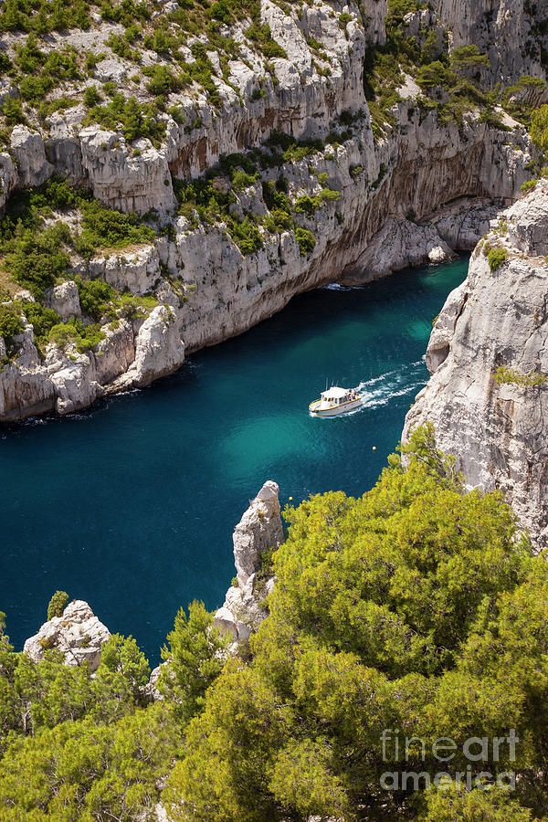 Les Calanques by Brian Jannsen