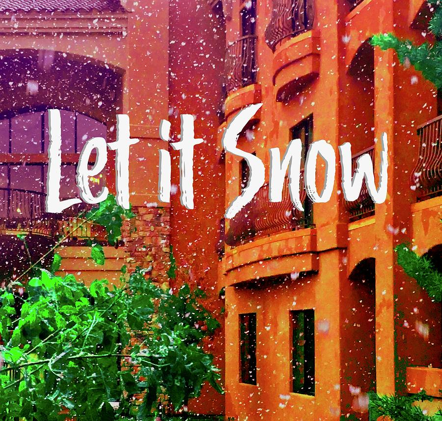 Let It Snow, Three by Debra Grace Addison