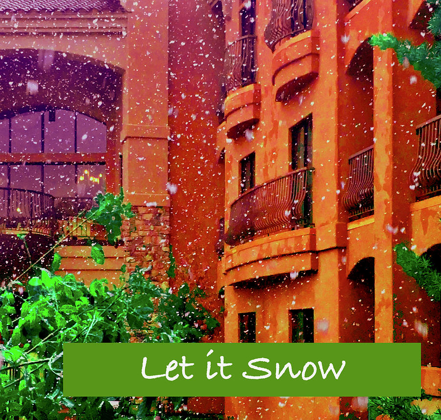 Let It Snow, Two by Debra Grace Addison