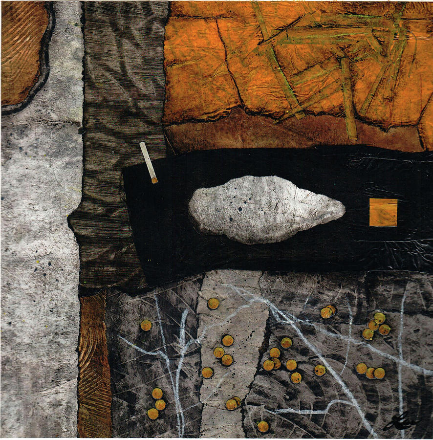 Black Mixed Media - Let Nature enter your body  by Laura  Lein-Svencner