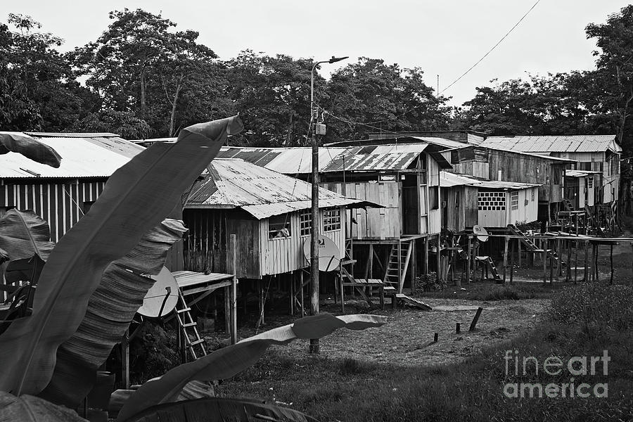 Letician Houses Photograph