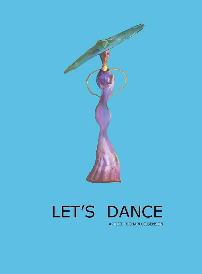 LETS DANCE with text by Richard Benson