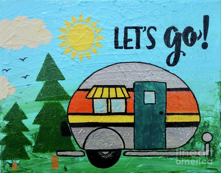 Let's Go by Jacqueline Athmann