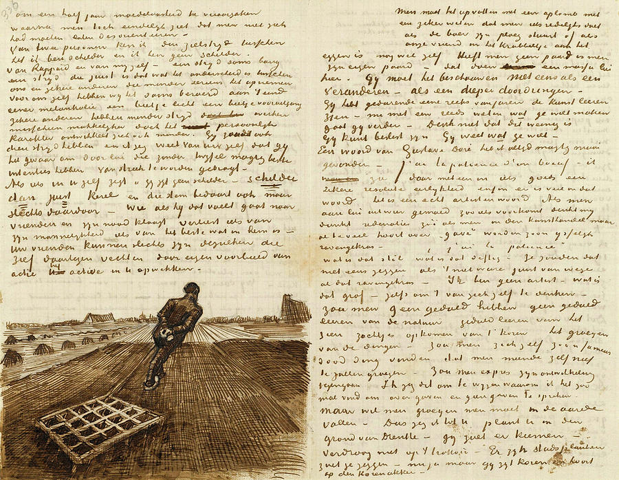 Image result for vincent van gogh letters