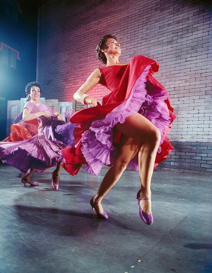 Liane Planechita Rivera Photograph by Hank Walker