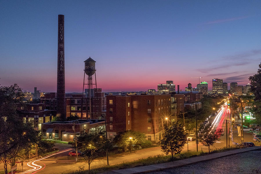 Libby Hill After Sunset by Doug Ash