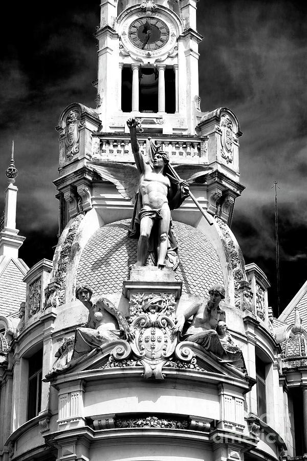 Liberty Photograph - Liberty In Porto by John Rizzuto