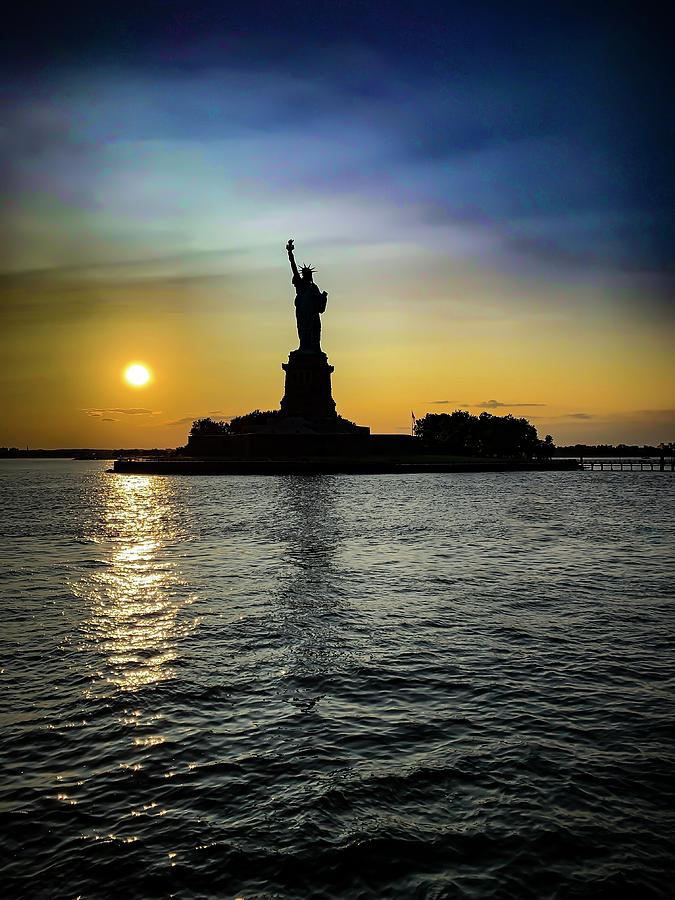 Liberty in the Sun by Mike Dunn