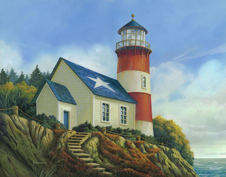 Liberty's Light by Michael Humphries