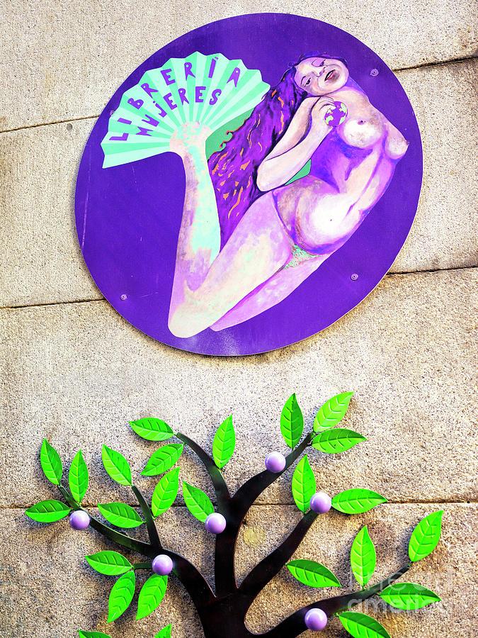 Libreria de Mujeres Madrid by John Rizzuto
