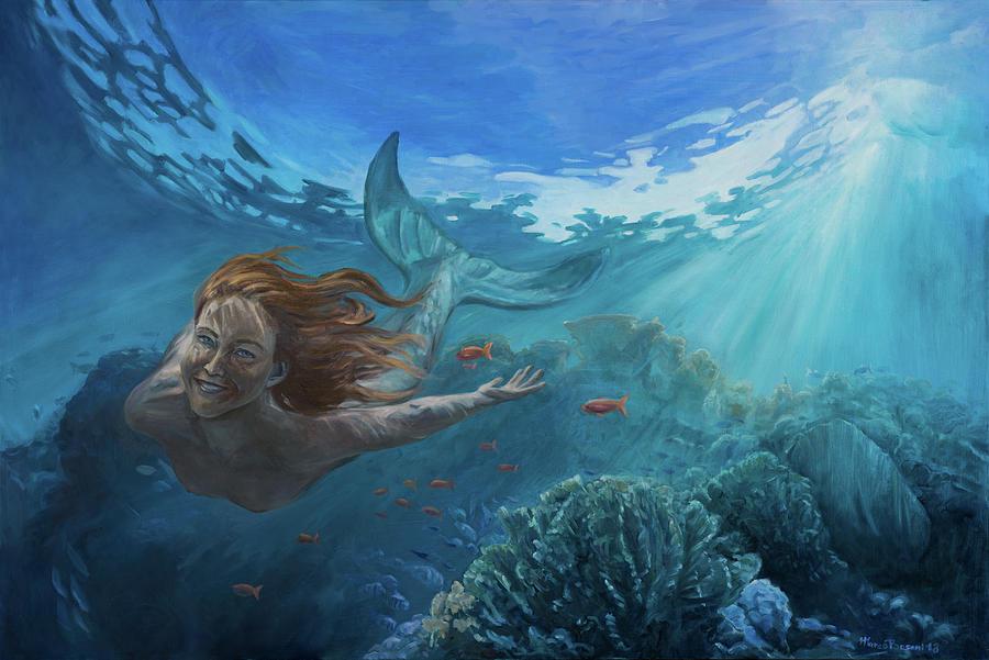 Life in the ocean by Marco Busoni