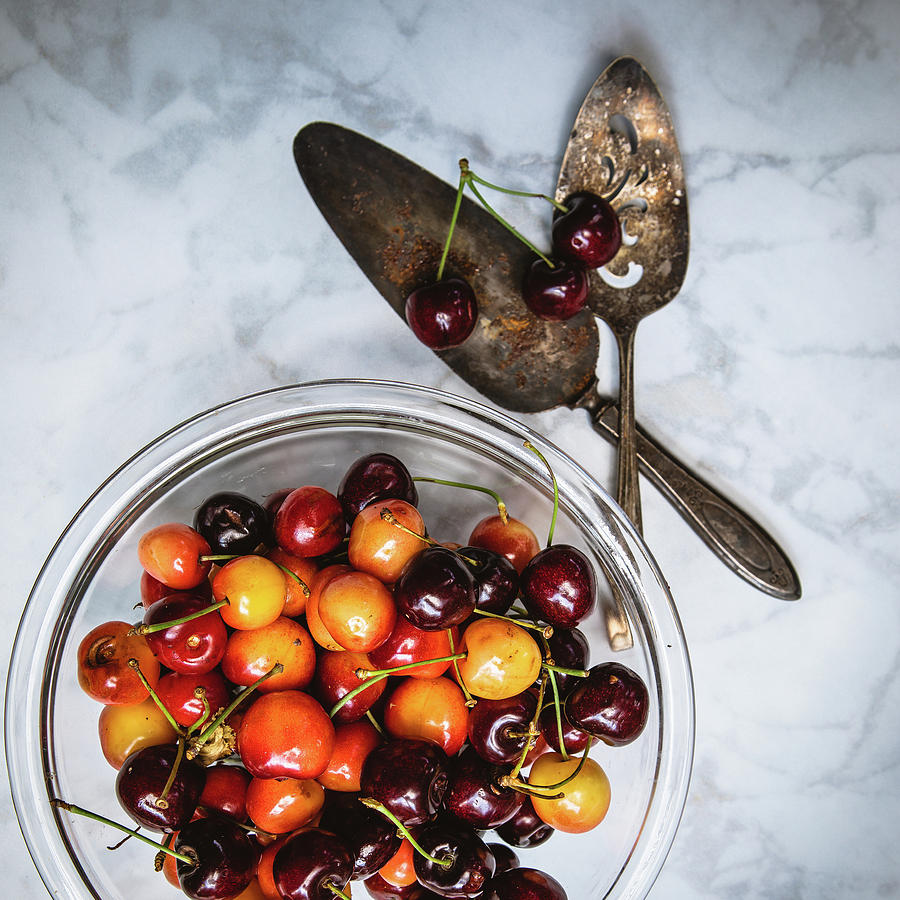 Life is a Bowl of Cherries by Rebecca Cozart