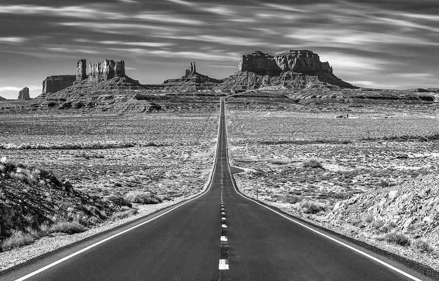 Life is But a Dream - Monument Valley by Carl Amoth
