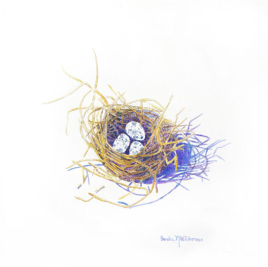 Life is Precious by Sandra Neumann Wilderman