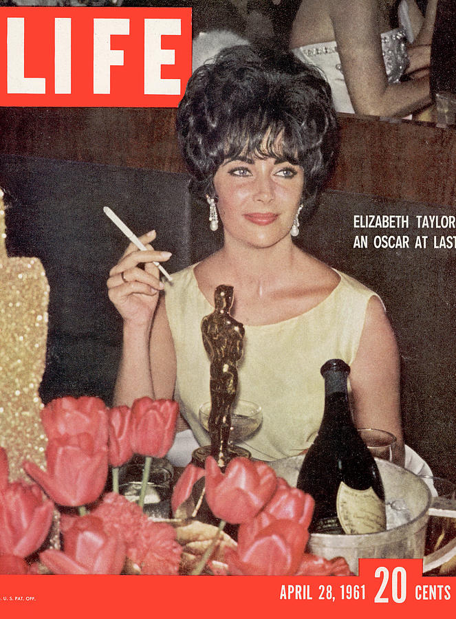Life Magazine Cover April 28, 1961 Photograph by Allan Grant