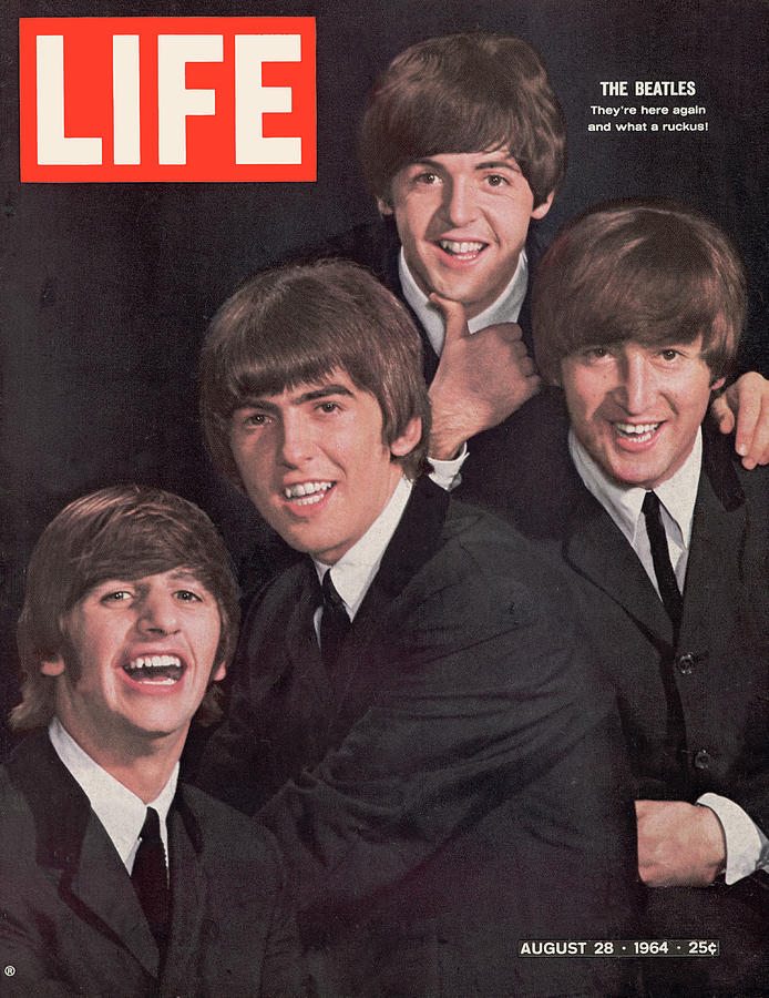 Life Magazine Cover August 28, 1964 Photograph by John Dominis