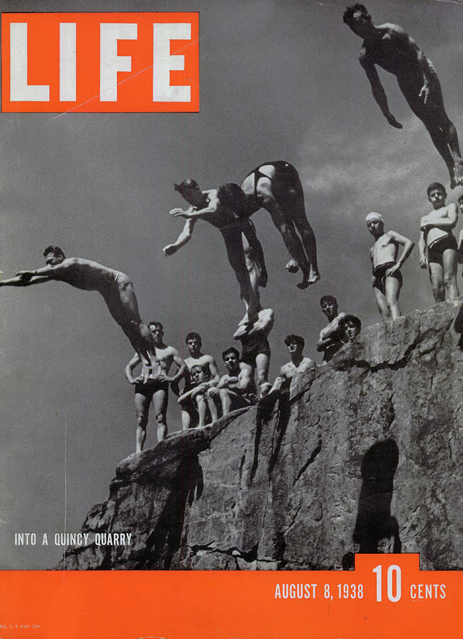 Life Magazine Cover August 8, 1938 Photograph by Arthur Griffin