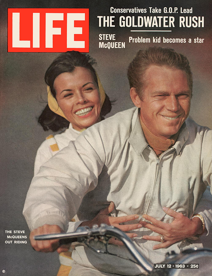 Life Magazine Cover June 12, 1963 Photograph by John Dominis
