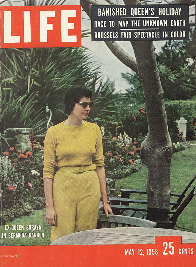 Life Magazine Cover May 12, 1958 Photograph by Gordon Parks