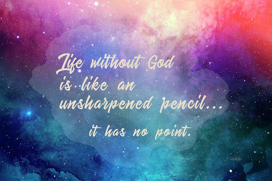 Life Without God - Kindness by Jordan Blackstone