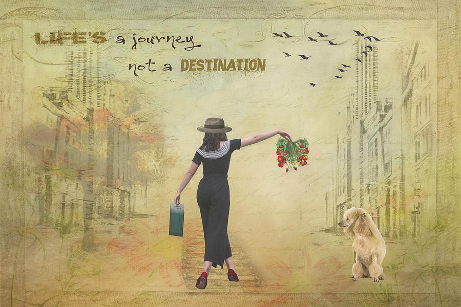 Life's a Journey by Marilyn Wilson