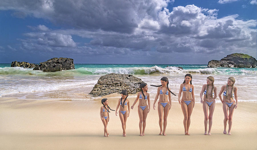 Beach Photograph - Lifetime Journey  by Betsy Knapp