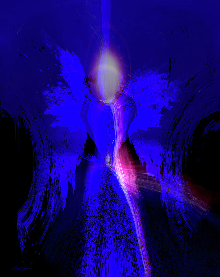 Light Angel by Linda Sannuti