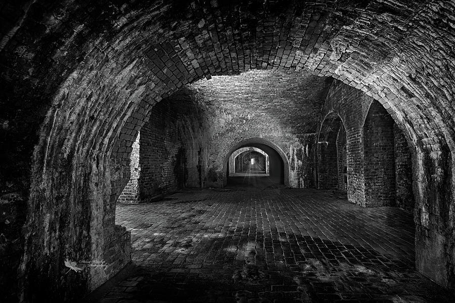 Light at the End of the Tunnel by Denise Winship