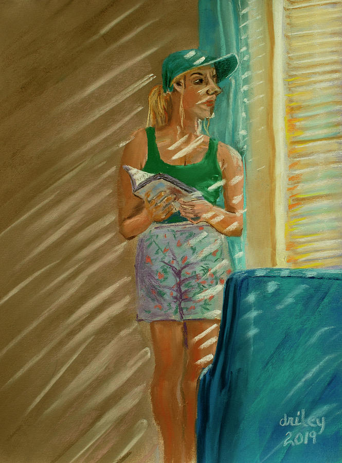 Light from the Window by Dorothy Riley