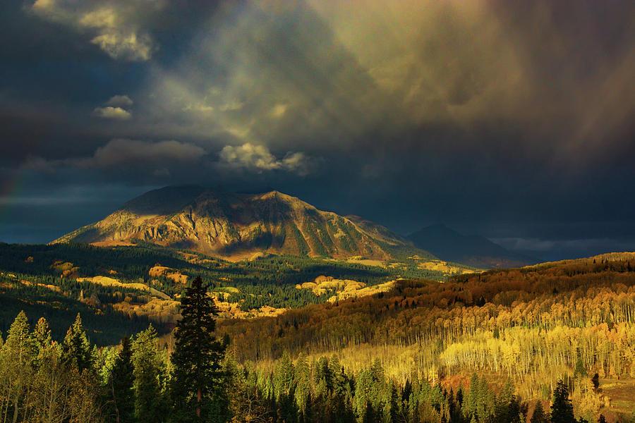 Light Of Heaven by John De Bord