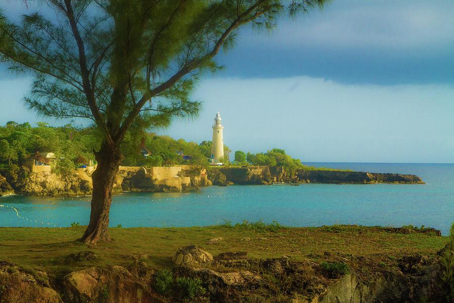 Lighthouse in Jamaica IMG5700 by Jana Rosenkranz