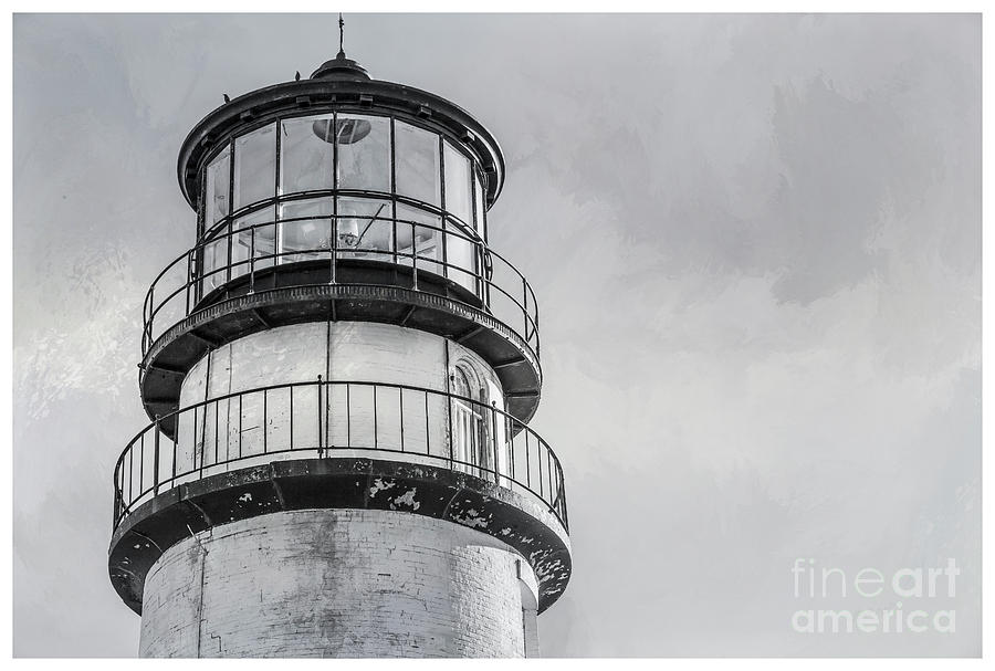 Lighthouse by Jean Kirby