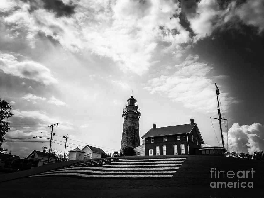 Lighthouse Of Dreams Photograph