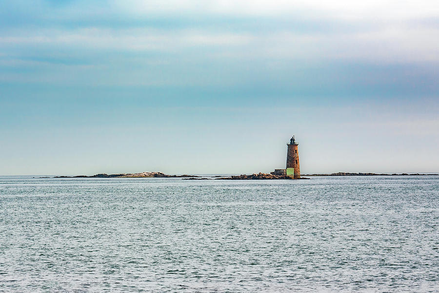 Lighthouse Photograph - Lighthouse Row by Todd Klassy