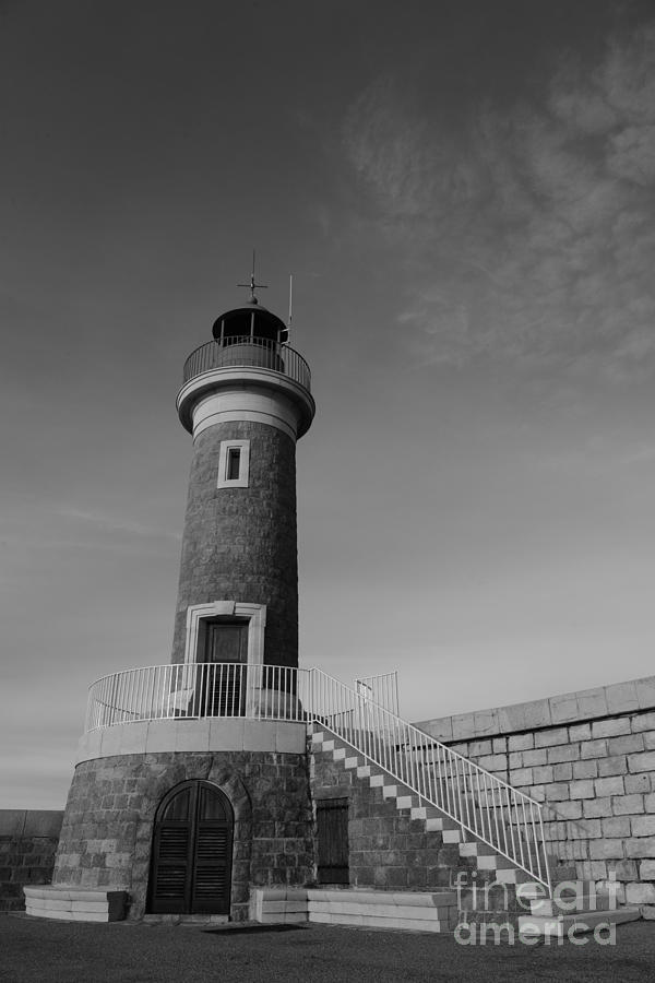 Lighthouse Saint-Tropez by Tom Vandenhende